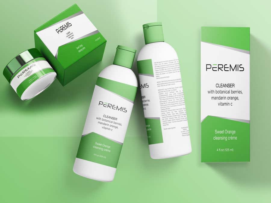 Proposition n°                                        25                                      du concours                                         Product Label