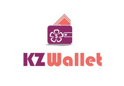 #19 for Разработка логотипа for KZWallet by nuwangrafix