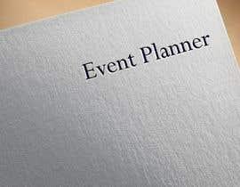 #81 para Event Planner Logo por freelancershibly