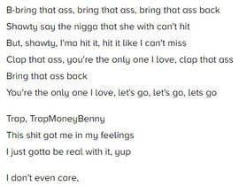 #61 для Songwriter Rap Text от mehmoodfaisal61