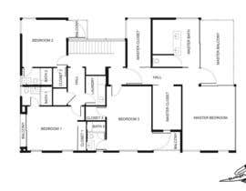 #8 untuk Redraw two floor plans - first of many projects. oleh soumen59