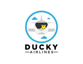 #50 cho Ducky Airlines Design bởi BrilliantDesign8