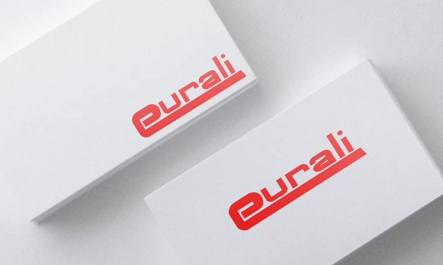 Contest Entry #                                        15                                      for                                         Design a Logo for a brand called EURALI