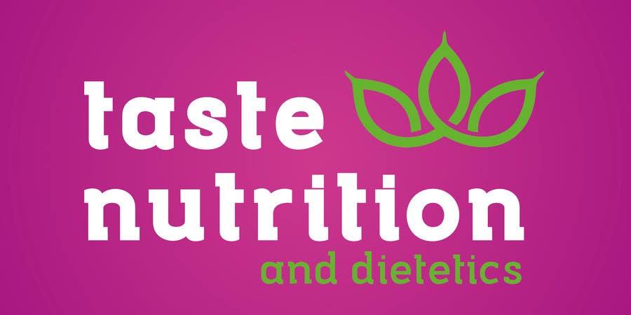 Konkurrenceindlæg #                                        181                                      for                                         Design a Logo for Taste Nutrition