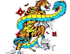 #13 для Tiger fight от muaazbintahir