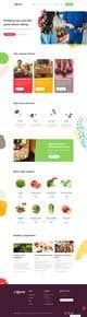 Imej kecil Penyertaan Peraduan #                                                33                                              untuk                                                 Home page for online bio organic shop