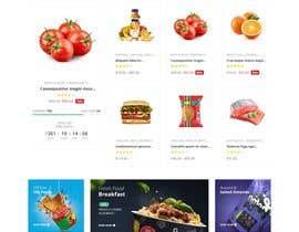 #37 untuk Home page for online bio organic shop oleh EmonDev