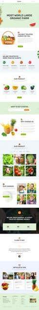 Imej kecil Penyertaan Peraduan #                                                39                                              untuk                                                 Home page for online bio organic shop