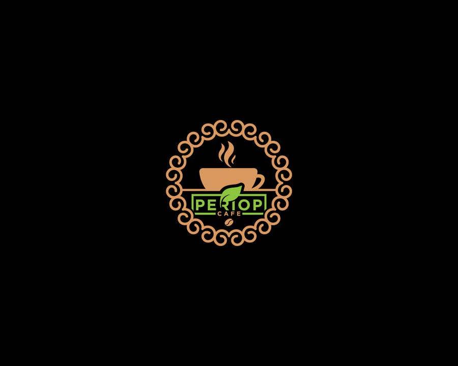 Конкурсная заявка №                                        1352                                      для                                         Periop Cafe logo design