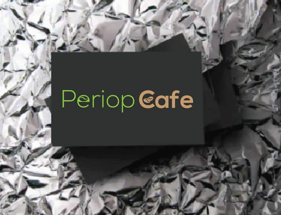 Конкурсная заявка №                                        1034                                      для                                         Periop Cafe logo design