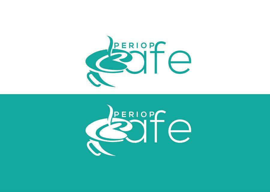 Конкурсная заявка №                                        918                                      для                                         Periop Cafe logo design