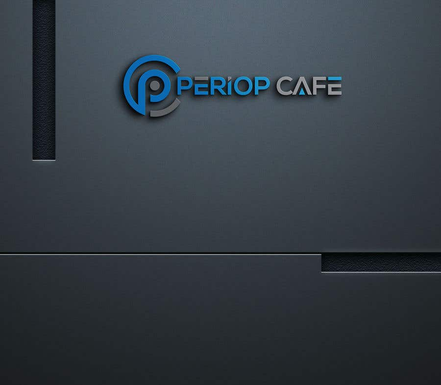 Конкурсная заявка №                                        84                                      для                                         Periop Cafe logo design