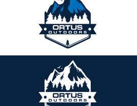 Nro 384 kilpailuun Ortus Outdoors Logo käyttäjältä abdullahfuad802