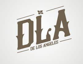 #43 cho Design a Logo for dlA (de los Angeles) bởi izzyisyudi