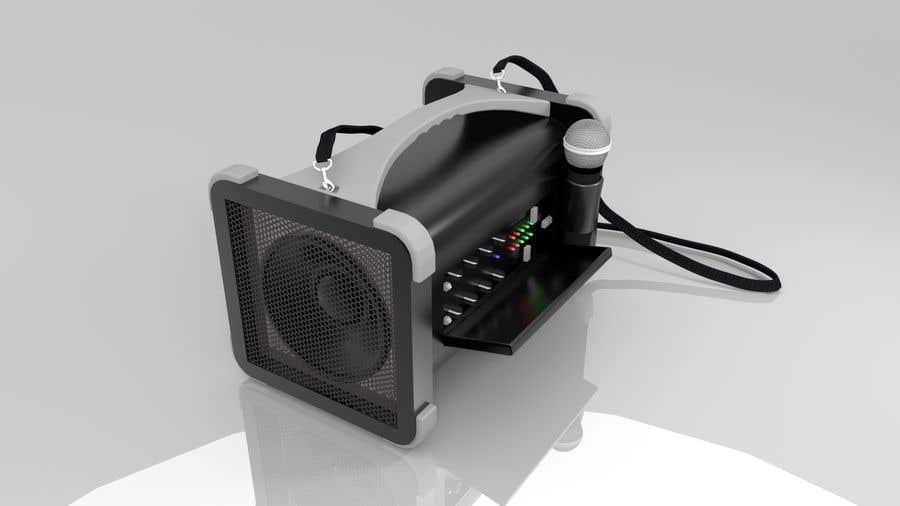 Inscrição nº                                         23                                      do Concurso para                                         Portable Public Address Speaker Refresh