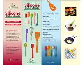 #8 cho Colour Box Design for Multicolour Silicone Kitchen Utensils bởi aamiraami62