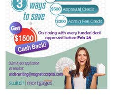 #300 for Create a 1200X1200px email ad image by Meso76