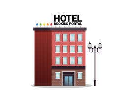 Nro 57 kilpailuun Need a Logo designed for a futuristic , colourful hotel booking portal käyttäjältä niazhire