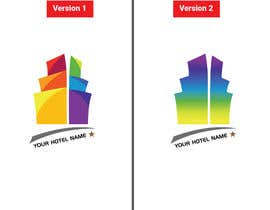 Nro 67 kilpailuun Need a Logo designed for a futuristic , colourful hotel booking portal käyttäjältä niazhire