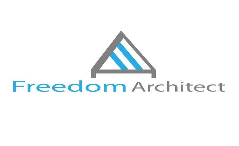 Inscrição nº                                         24                                      do Concurso para                                         Logo Design for Freedom Architect