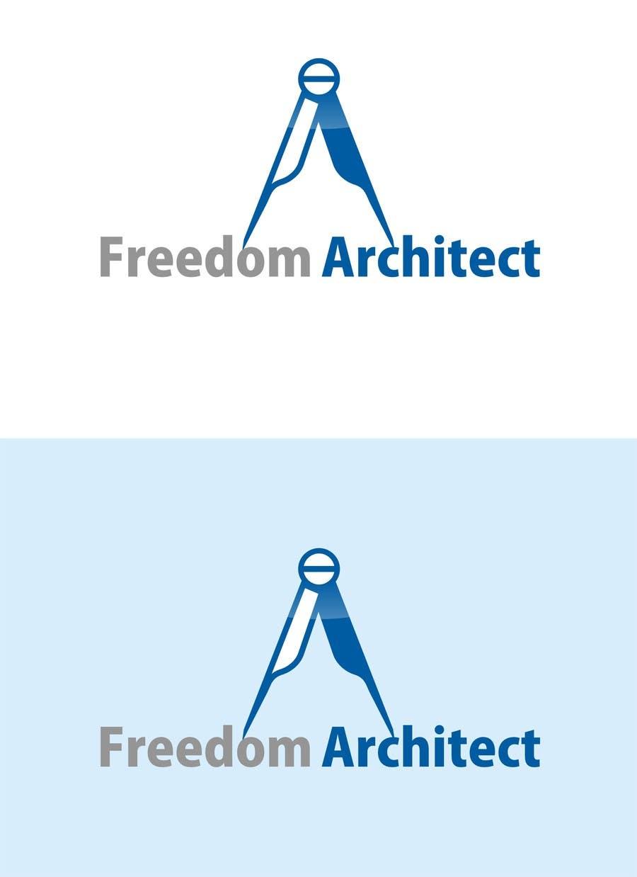 Inscrição nº                                         83                                      do Concurso para                                         Logo Design for Freedom Architect