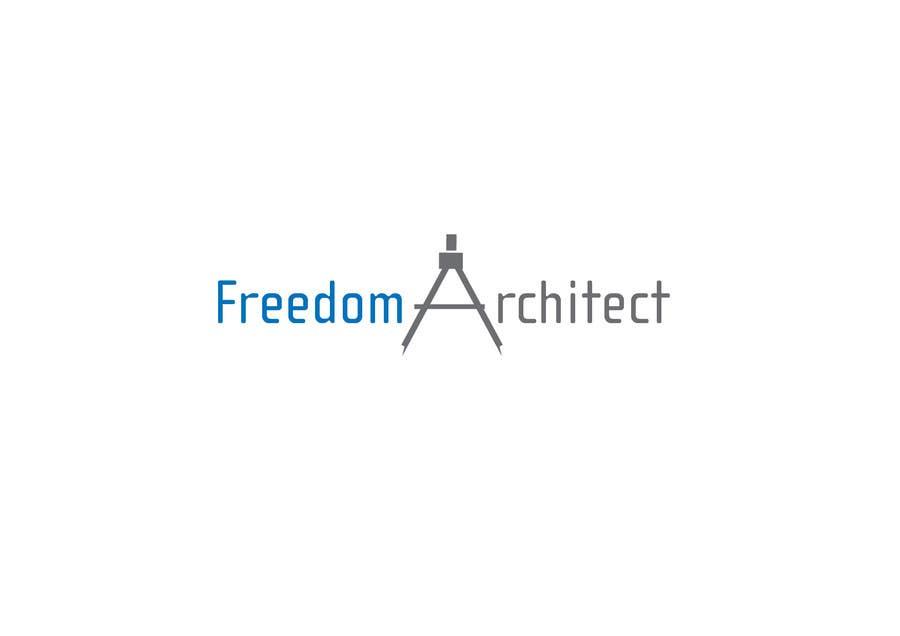 Inscrição nº                                         91                                      do Concurso para                                         Logo Design for Freedom Architect