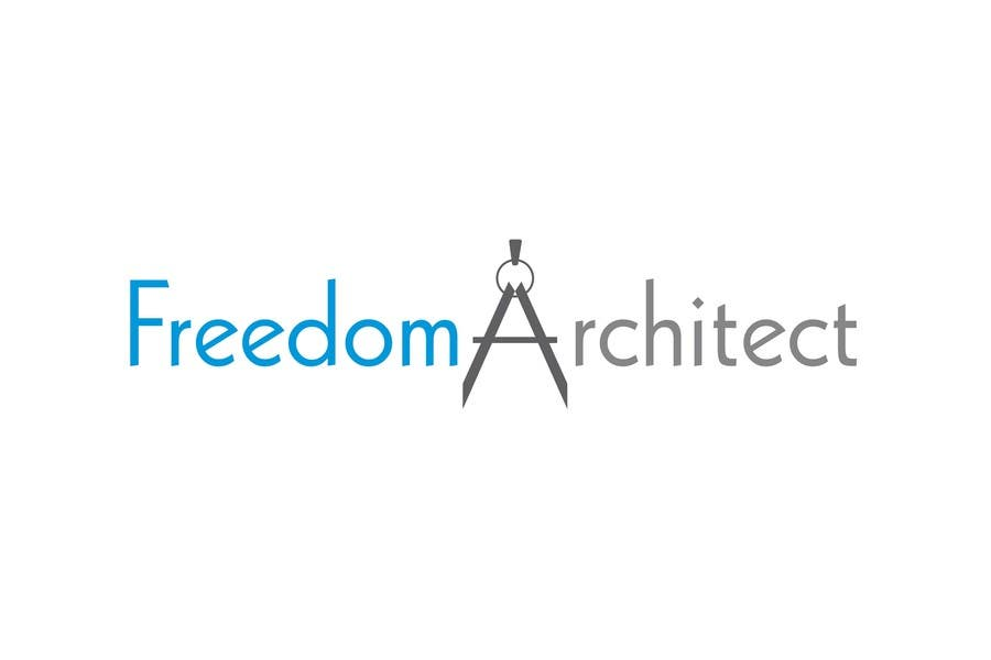 Inscrição nº                                         104                                      do Concurso para                                         Logo Design for Freedom Architect
