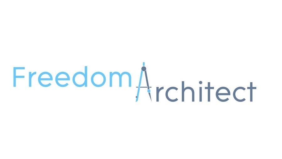 Inscrição nº                                         97                                      do Concurso para                                         Logo Design for Freedom Architect