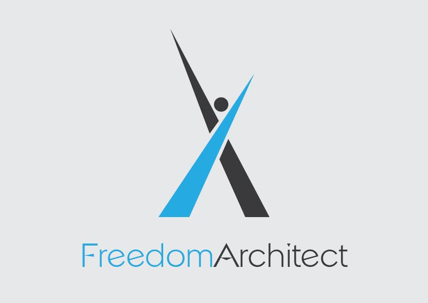 Inscrição nº                                         17                                      do Concurso para                                         Logo Design for Freedom Architect