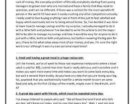 #7 for Write me personal finance articles af zeyadhassan965