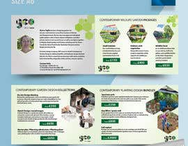 #17 untuk Design me an A6 bifold leaflet (4 sides) for print, email and web oleh prasetyo76