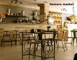 #3 cho Design a retail space for an organic market + cafe bởi catvil12312