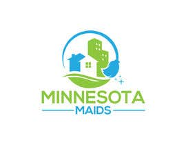 #7 for Minnesota Maids logo af logolimon