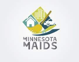 #253 for Minnesota Maids logo af andreasalgado060