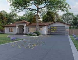 #36 for 3d renderings of a house af afrozaakter04