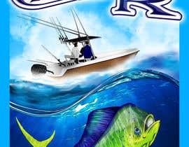 Nro 63 kilpailuun Boat + Fishing Shirt Design käyttäjältä arilukman1984