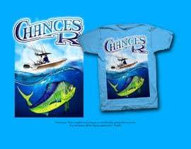 Nro 64 kilpailuun Boat + Fishing Shirt Design käyttäjältä arilukman1984