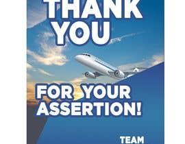 Nro 171 kilpailuun Thankyou Poster käyttäjältä AbodySamy