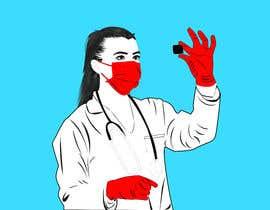 #32 cho covid nurse bởi Afsanamila