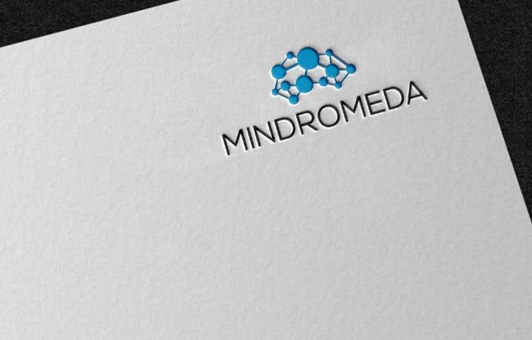 Proposition n°                                        326                                      du concours                                         Logo for Mindromeda