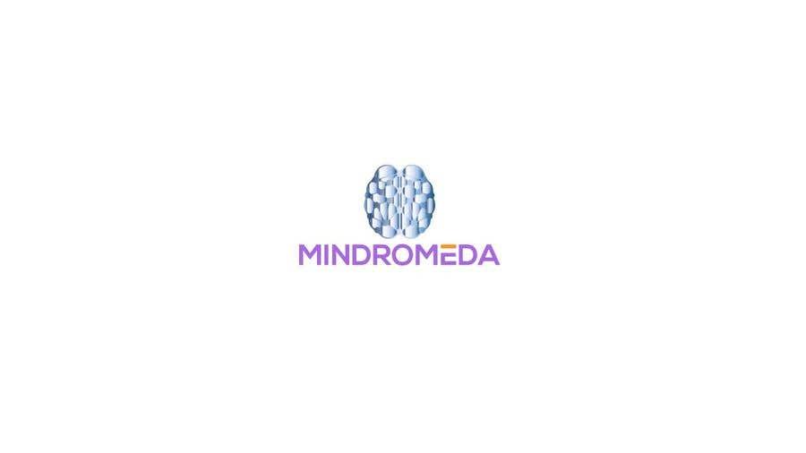 Proposition n°                                        46                                      du concours                                         Logo for Mindromeda
