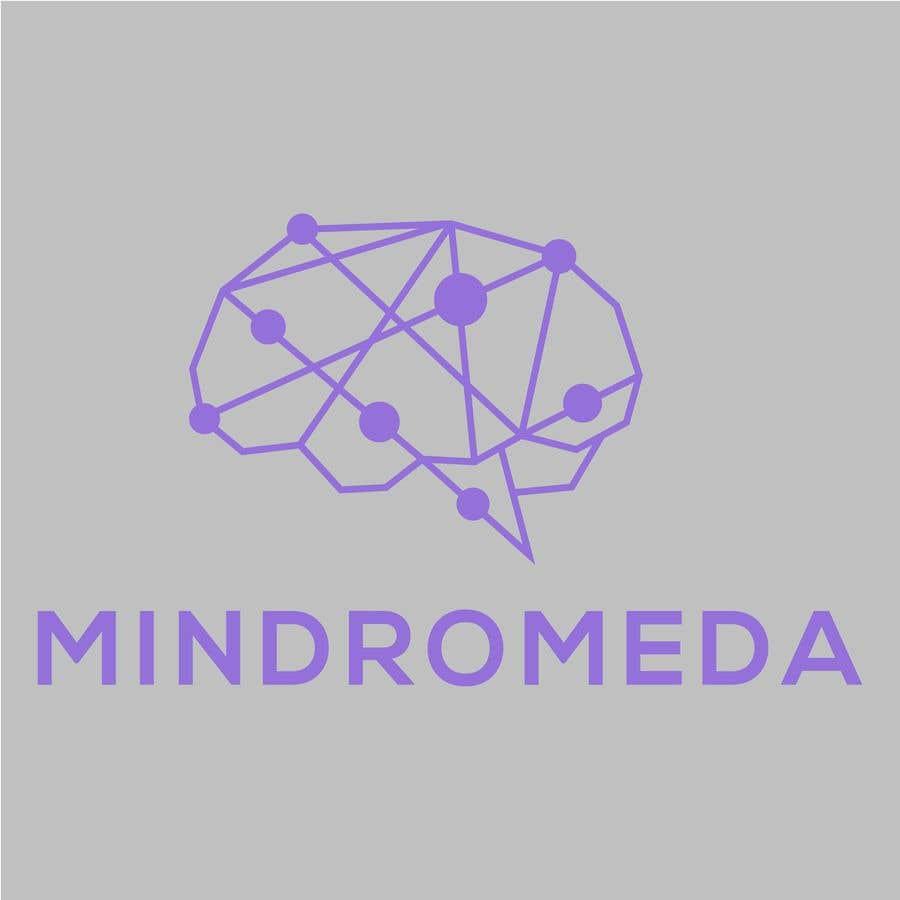 Proposition n°                                        208                                      du concours                                         Logo for Mindromeda