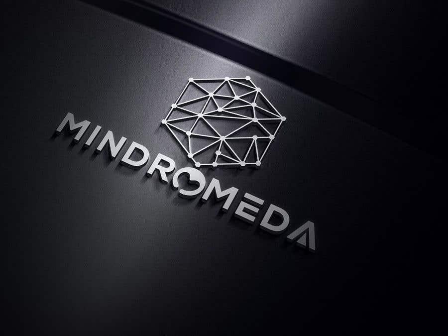 Proposition n°                                        262                                      du concours                                         Logo for Mindromeda