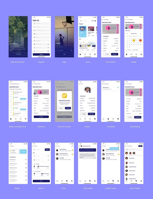 Penyertaan Peraduan #                                        13                                      untuk                                         top notch  mobile app designer for Adobe xd