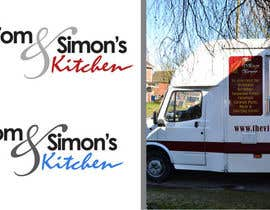 nº 221 pour Logo Design for Mobile Catering Van par Mrichings