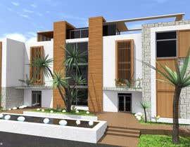 #86 untuk Condominium Building Design oleh manaksarh