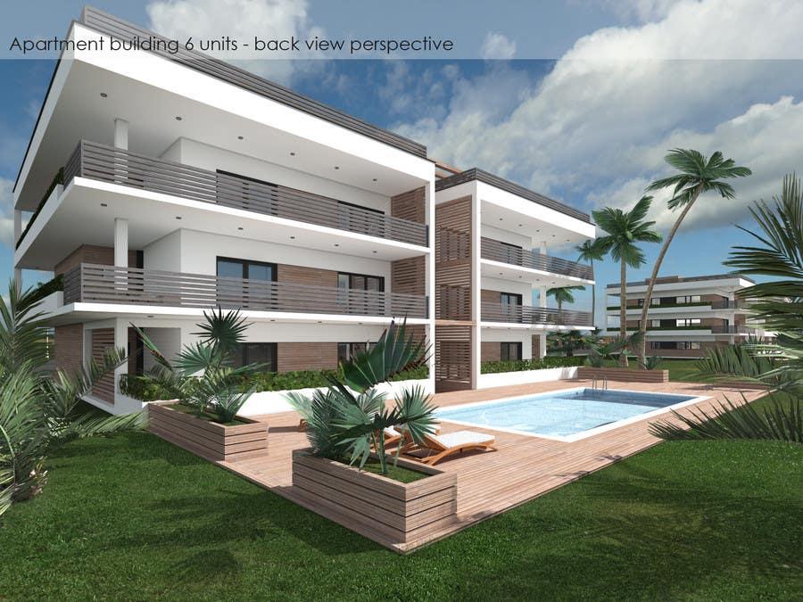 Proposition n°                                        67                                      du concours                                         Condominium Building Design