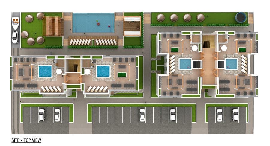 Proposition n°                                        65                                      du concours                                         Condominium Building Design