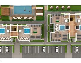 nº 65 pour Condominium Building Design par pladkani