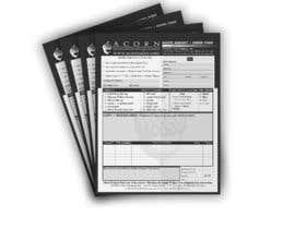 #38 cho Redesign a PDF Order Form bởi clickgraphicsbd